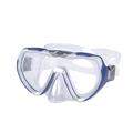 Παιδική μάσκα Scuba Force Rona Sky Blue Διάφανο-Μπλε