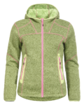 Γυναικείο Fleece Icepeak Lave Πράσινο