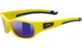 Γυαλία Uvex sportstyle 506 - Yellow - mirror blue (S3)