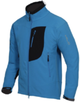 Milo Softshell Jacket Chill