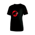 Ανδρικό T-shirt Mammut Logo SS Black