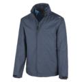 Μπουφάν 3 σε 1 CMP Man Zip Hood + Detachble Jacket Asphalt