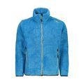 Παιδικό fleece Jacket CMP Boy High Loft River-Antracite-zafferano