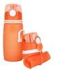 Παγούρι Alpin Medical grade silicone 0.550lt Orange