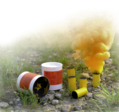Καπνογόνο Relags Distress Signal Smoke Cartridge 5 Pieces